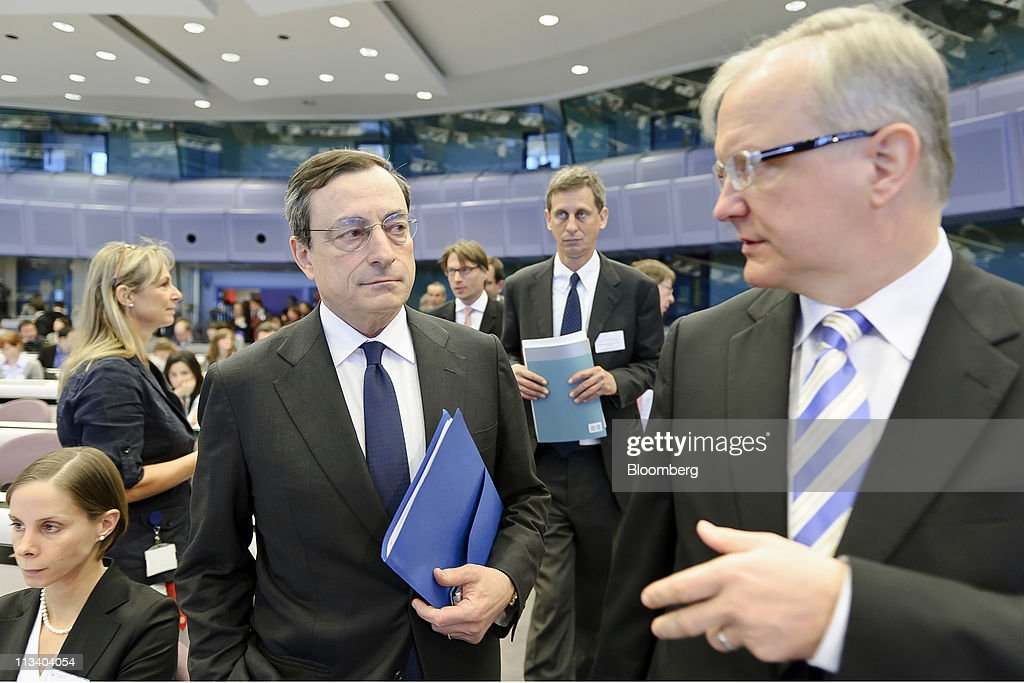 European Central Bank Conference On Financial Markets
