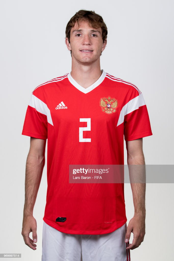 Russia Portraits - 2018 FIFA World Cup Russia