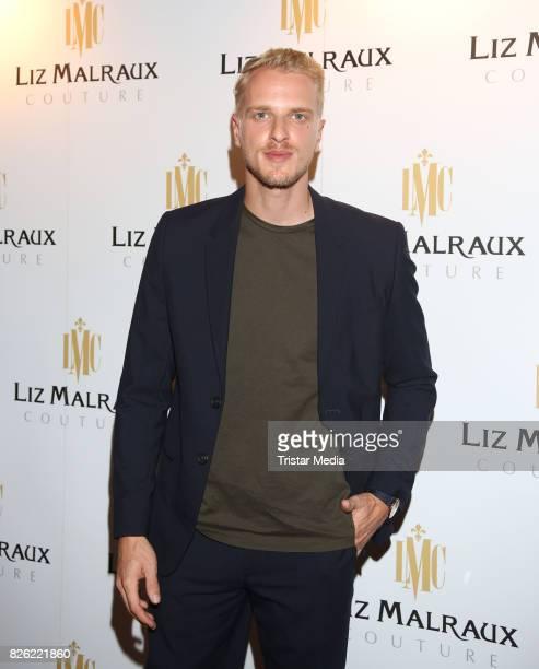 Mario Galla during the Liz Malraux Fashion Show Autumn/Winter 201718 at Hotel Atlantic on August 3 2017 in Hamburg Germany