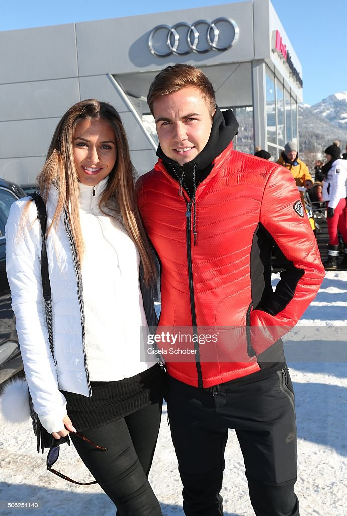 AUDI At Hahnenkamm Race Weekend in Kitzbuehel : News Photo