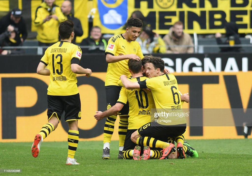 Borussia Dortmund v Fortuna Duesseldorf - Bundesliga : News Photo