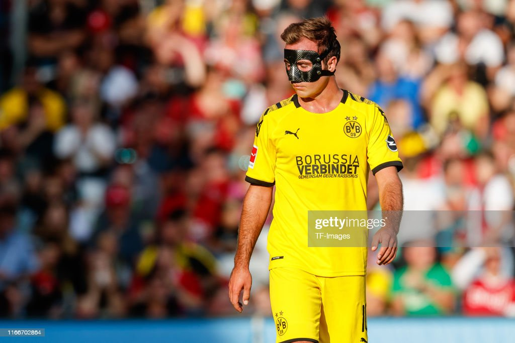 Energie Cottbus v Borussia Dortmund - Friendly Match : News Photo