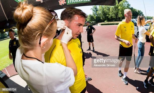 dortmund | fuball test