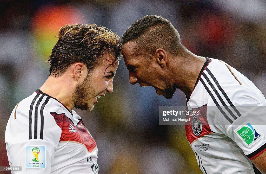 Germany v Argentina: 2014 FIFA World Cup Brazil Final : News Photo