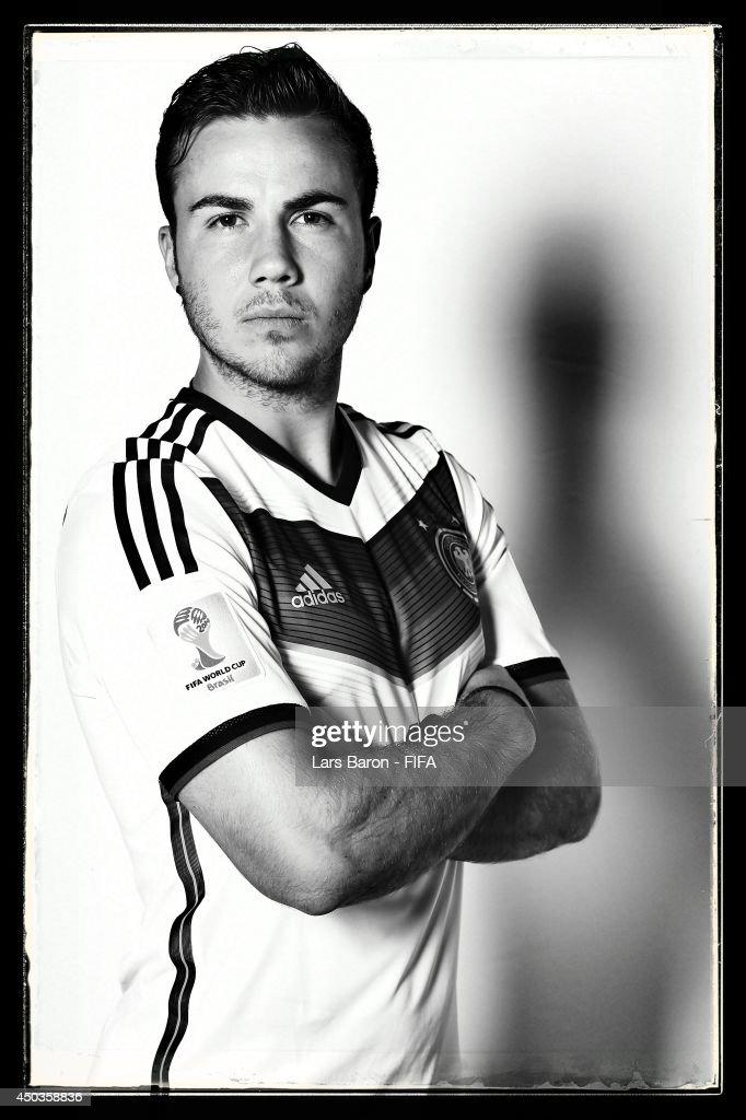 Germany Portraits - 2014 FIFA World Cup Brazil : News Photo
