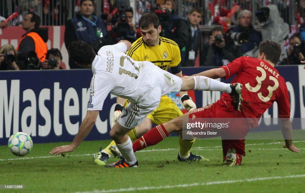 Bayern Muenchen v Real Madrid - UEFA Champions League Semi Final : ニュース写真