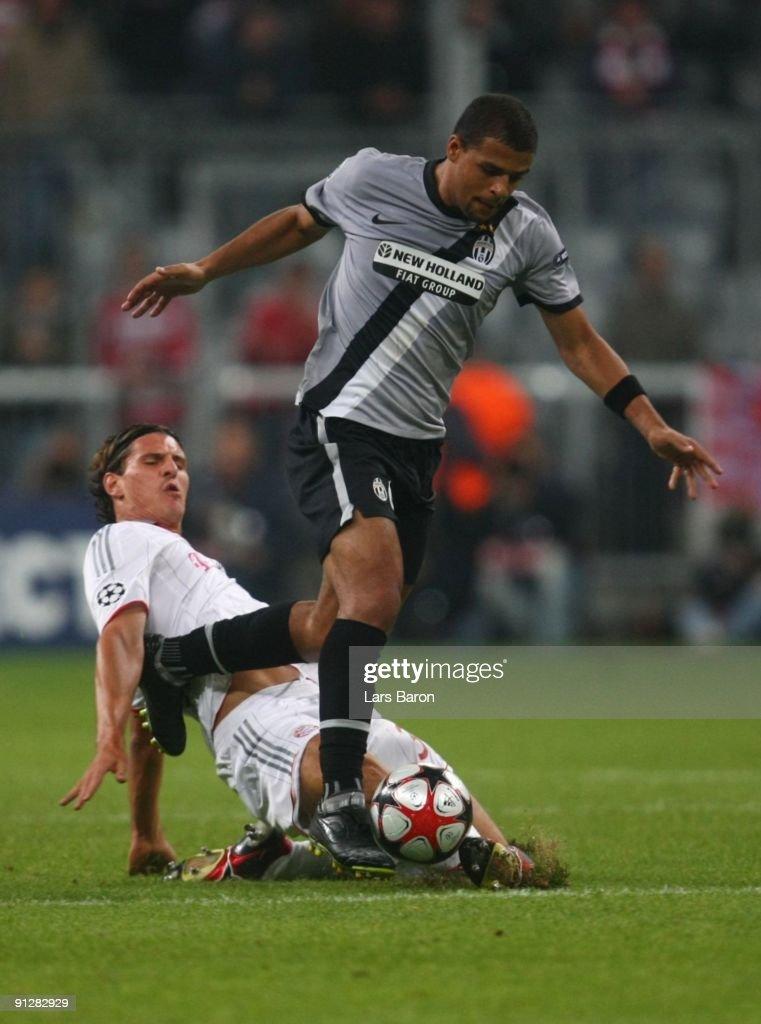 FC Bayern Muenchen v Juventus - UEFA Champions League