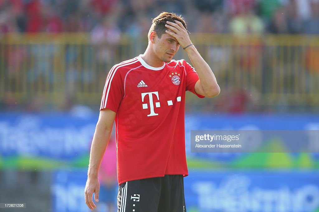 FC Bayern Muenchen - Training Camp Day One
