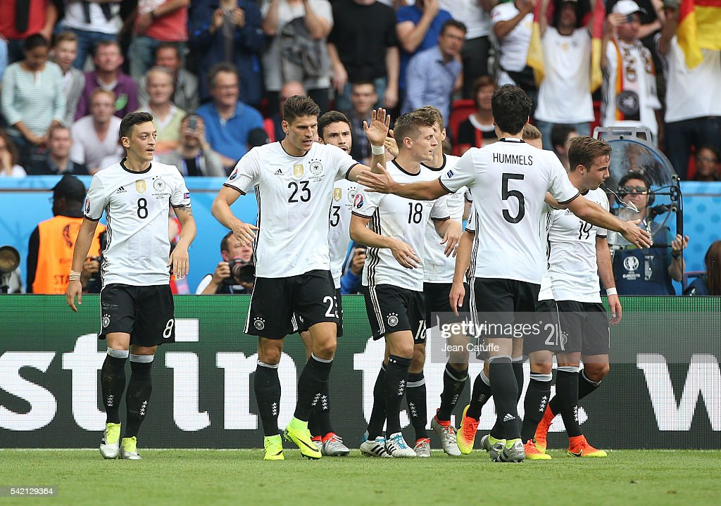 Northern Ireland v Germany - Group C: UEFA Euro 2016 : News Photo