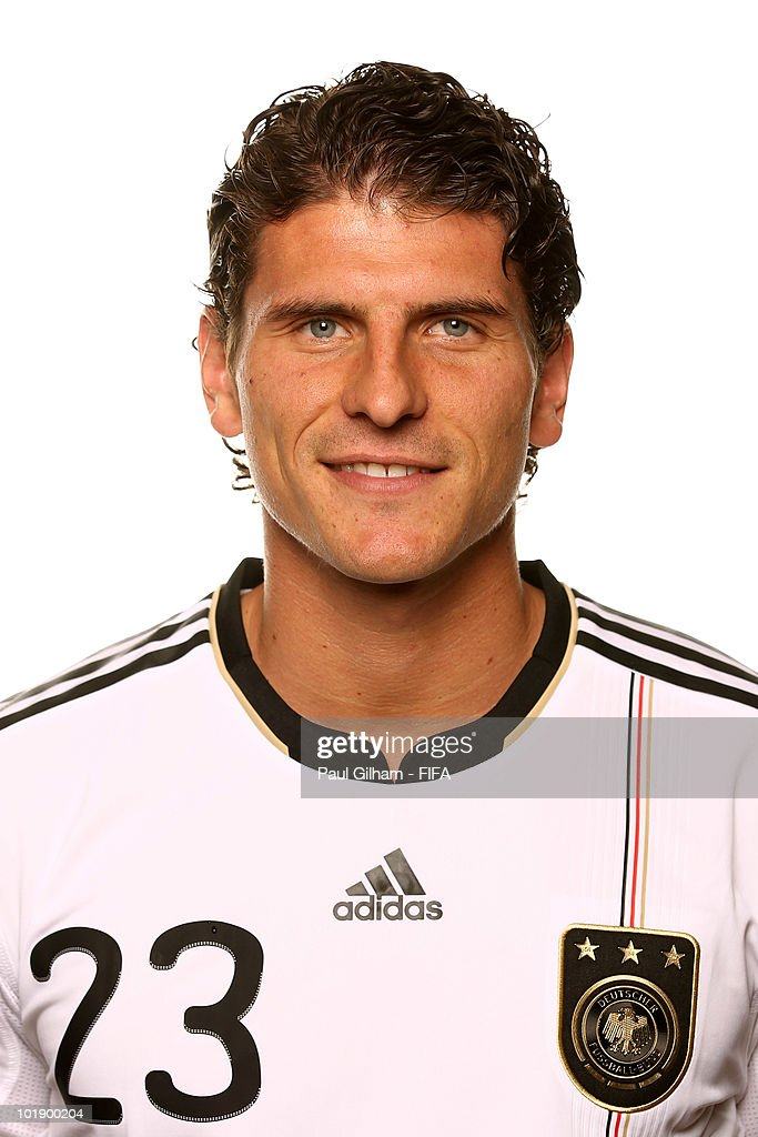 Germany Portraits - 2010 FIFA World Cup
