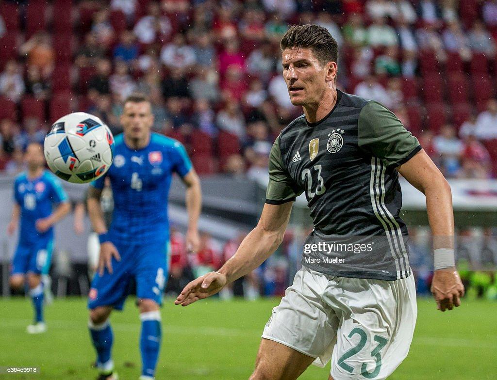 Germany v Slovakia - International Friendly : News Photo