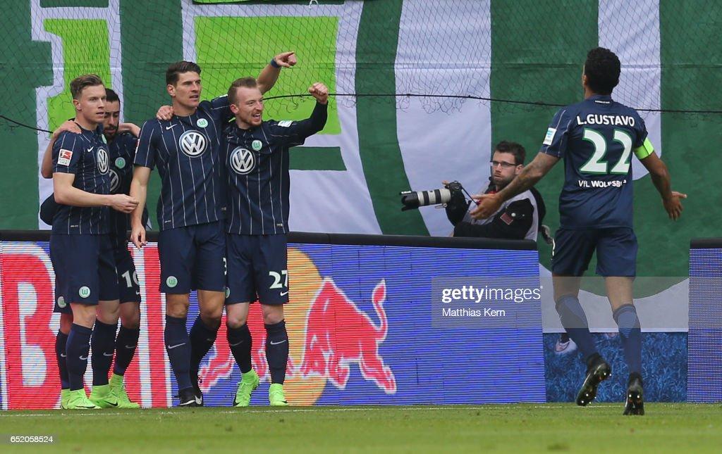 RB Leipzig v VfL Wolfsburg - Bundesliga : News Photo