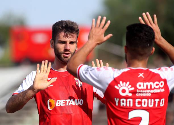 PRT: Moitense v SC Braga - Taca de Portugal