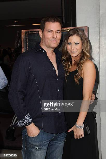 Mario Guzman and Gabrielle Stone as seen on May 30 2013 in Los Angeles California