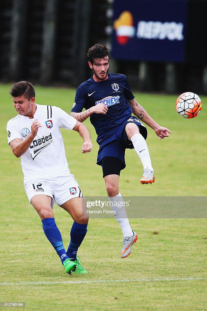 ASB Premiership - Auckland City FC v WaiBOP United
