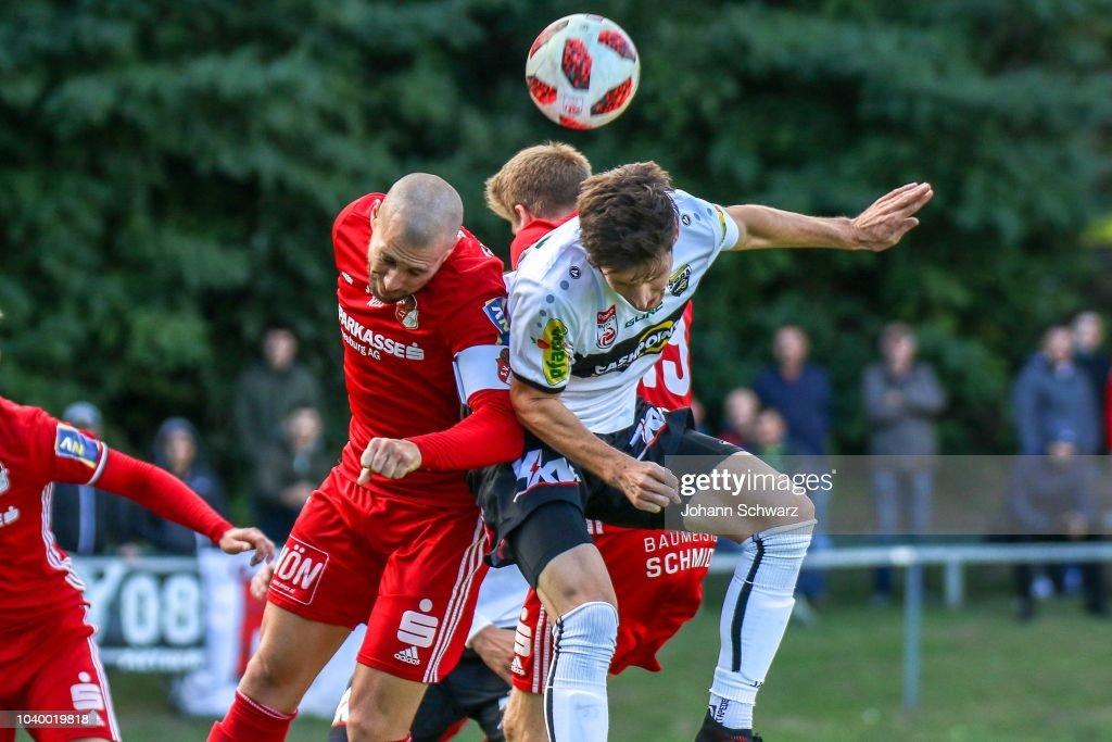 SV Leobendorf v SCR Altach - UNIQA OeFB Cup