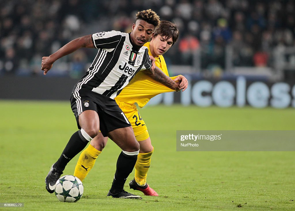Juventus v GNK Dinamo Zagreb - UEFA Champions League : News Photo
