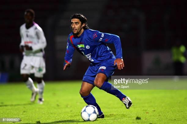 Mario LOJA - Creteil / Istres - - 16eme Journee de Ligue 2 ,