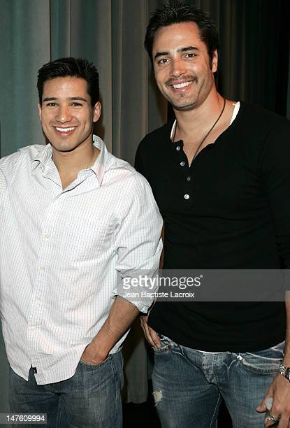 Mario Lopez and Victor Webster during Actors Expo Hosted by Mario Lopez and Featuring Special Guest Speakers Renny Harlin Kia Jam and Victor Webster...