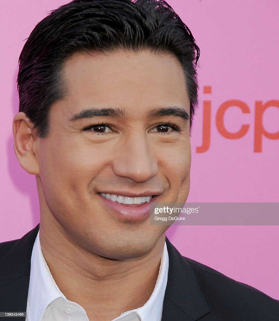 Mario Lopez Arrives At The 12th Annual Young Hollywood Awards At