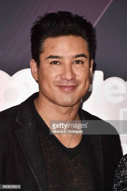 Mario Lopez arrives at the 2018 iHeartRadio Music Awards which broadcasted live on TBS TNT and truTV at The Forum on March 11 2018 in Inglewood...