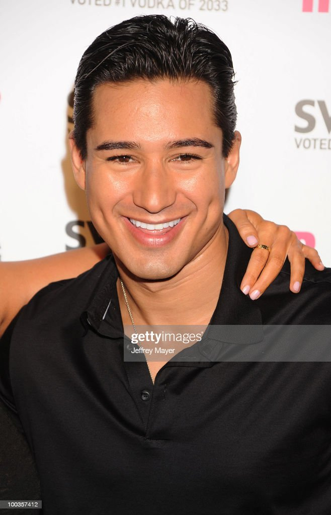 Mario Lopez arrives at the Svedka Vodka's 'R.U. Bot Or Not?' Battle Of The Bots party held at Wonderland on May 22, 2010 in Los Angeles, California.