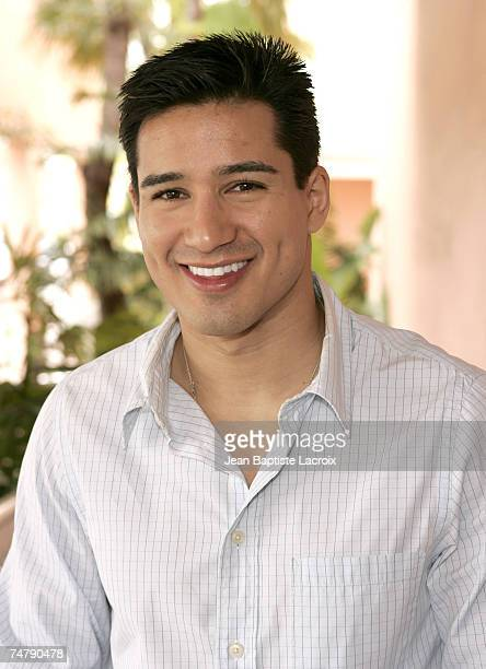 Mario Lopez at the Hollywood Central Performing Center in Hollywood Florida