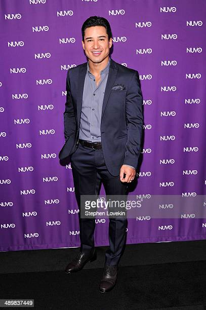 Mario Lopez attends NUVOtv's 20142015 upfront at The Edison Ballroom on May 12 2014 in New York City