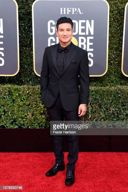 Mario Lopez attends the 76th Annual Golden Globe Awards at The Beverly Hilton Hotel on January 6 2019 in Beverly Hills California