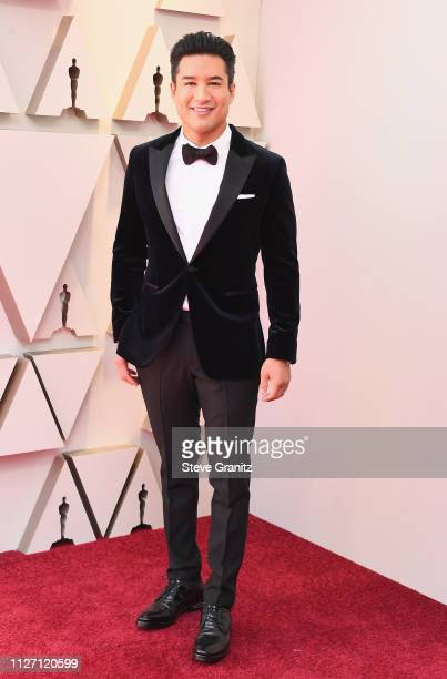Mario Lopez attends the 91st Annual Academy Awards at Hollywood and Highland on February 24 2019 in Hollywood California