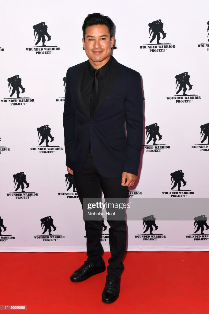 Wounded Warrior Project Courage Awards & Benefit Dinner : News Photo