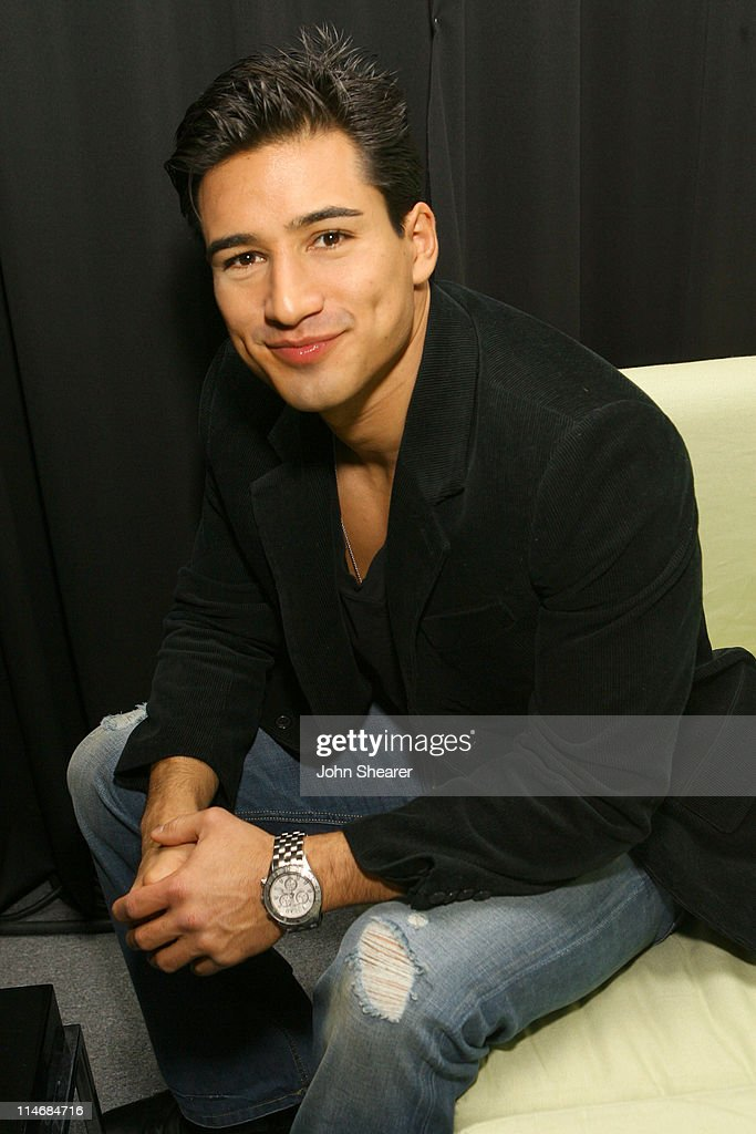 Mario Lopez during 2007 GM Style - Backstage at GM Pavilion in Detroit, Michigan, United States.