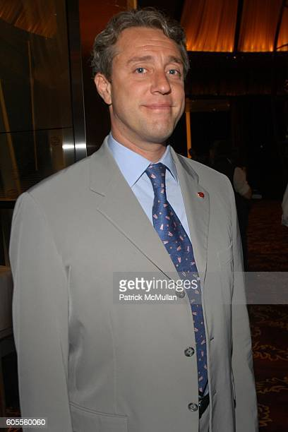 Mario Maccioni attends Opening Party for LE CIRQUE at One Beacon Court at Le Cirque on May 18 2006 in New York City