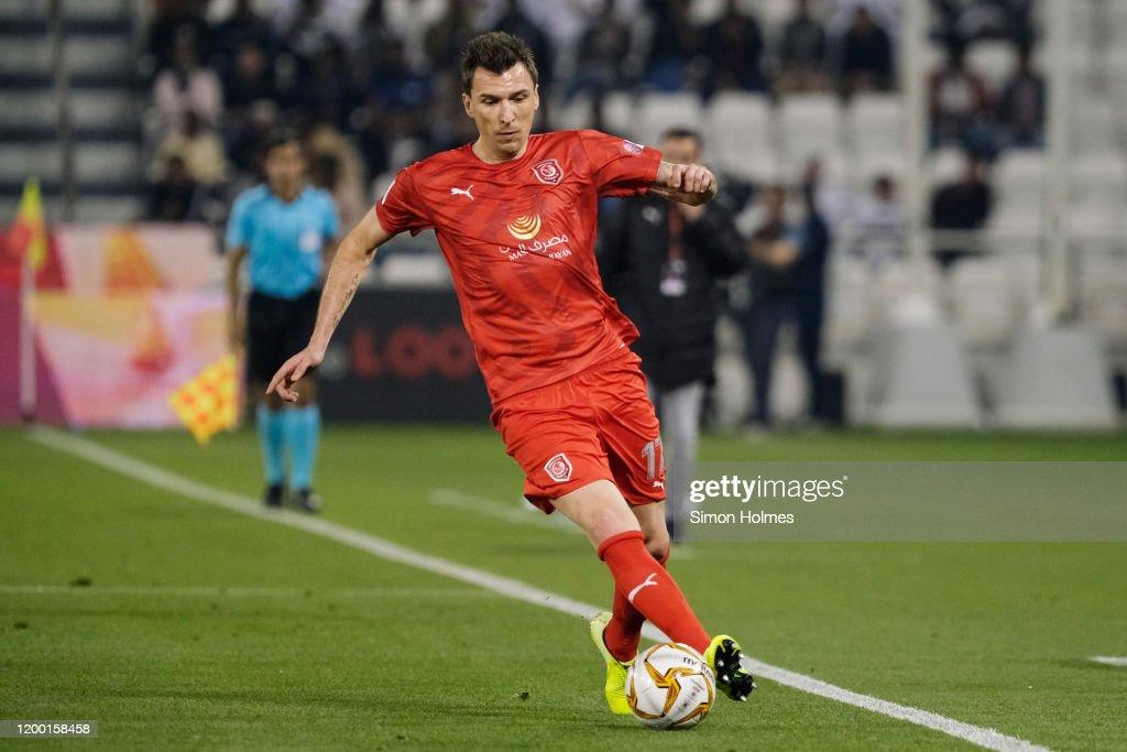 Al-Duhail v Al Sadd - Qatar Cup Final : News Photo