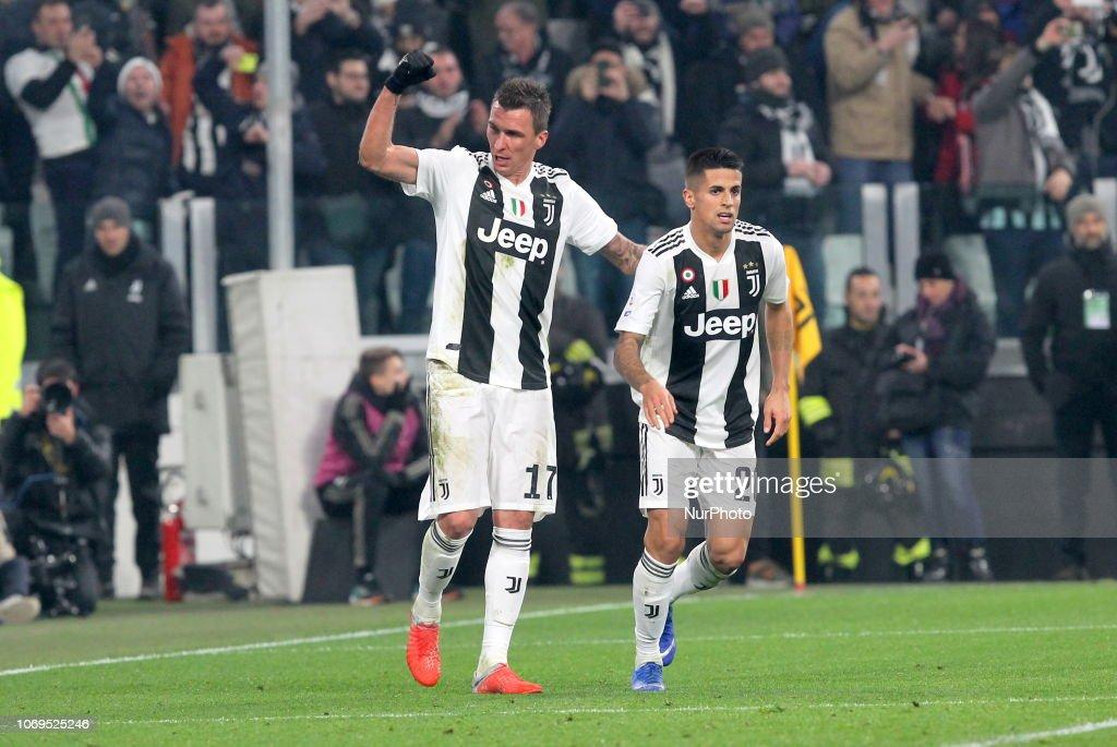 Juventus v FC Internazionale - Serie A : Fotografía de noticias