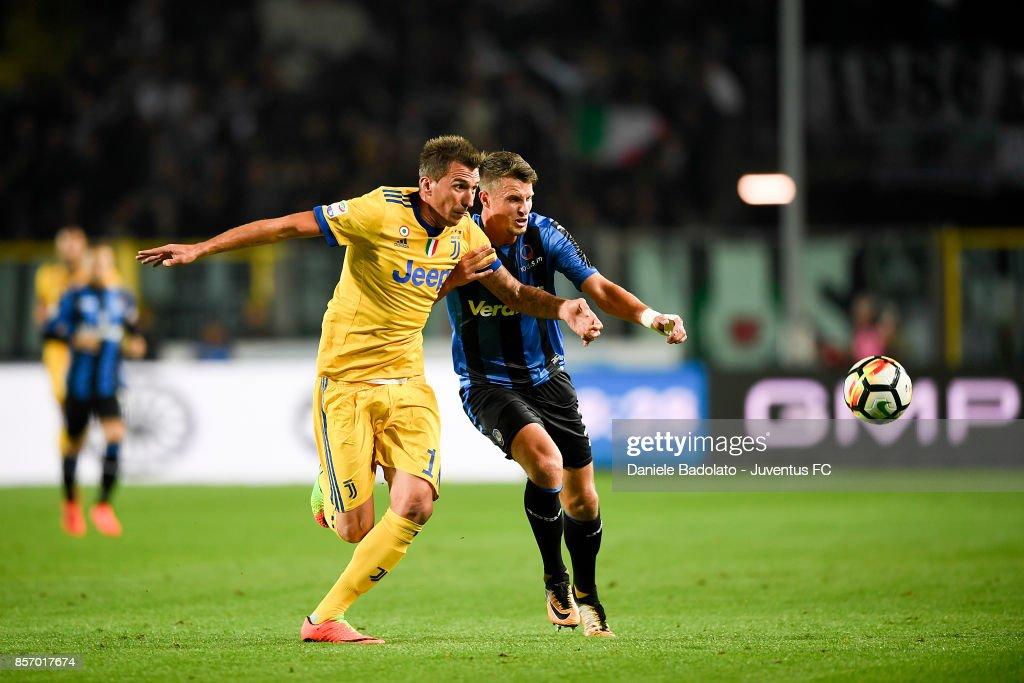 Atalanta BC v Juventus - Serie A : News Photo