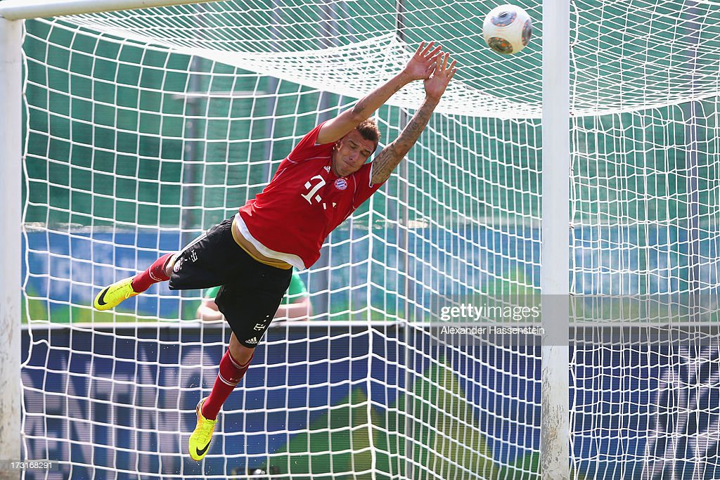 FC Bayern Muenchen - Training Camp Day Six