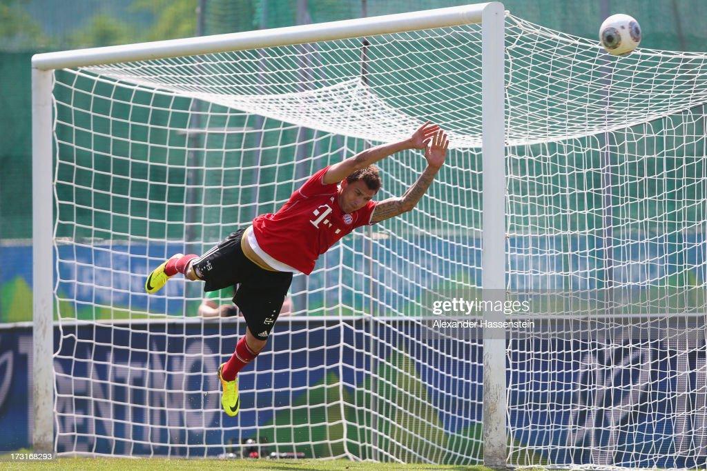 FC Bayern Muenchen - Training Camp Day Six : News Photo