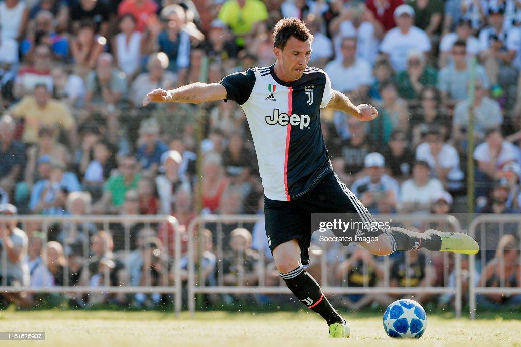 Juventus v Juventus U19 : News Photo