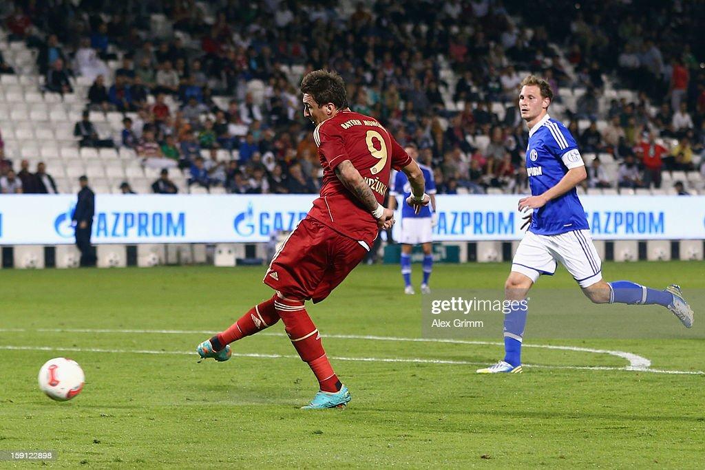 Bayern Muenchen v Schalke 04 - Friendly Match : News Photo