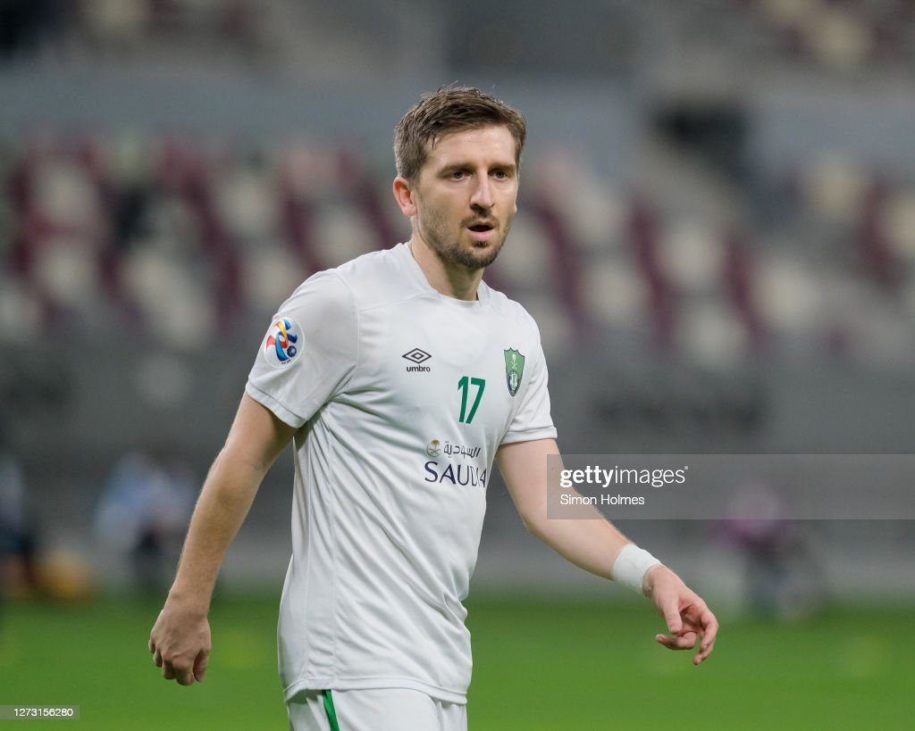 Al Shorta v Al Ahli Saudi FC - AFC Champions League : News Photo