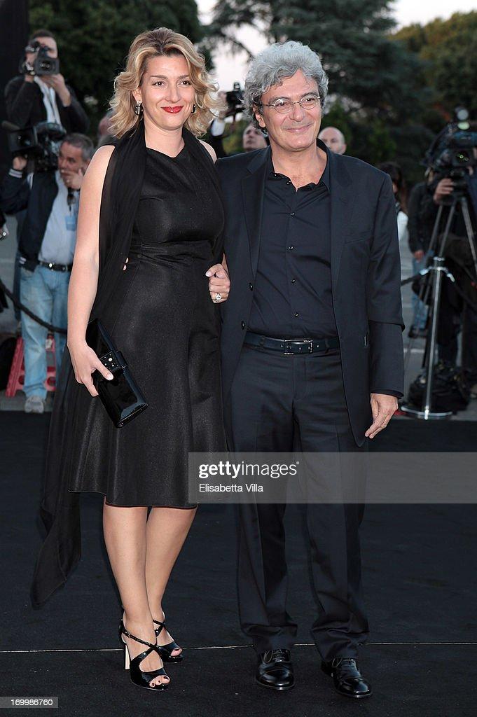 Giorgio Armani Hosts 'One Night Only' Roma : News Photo