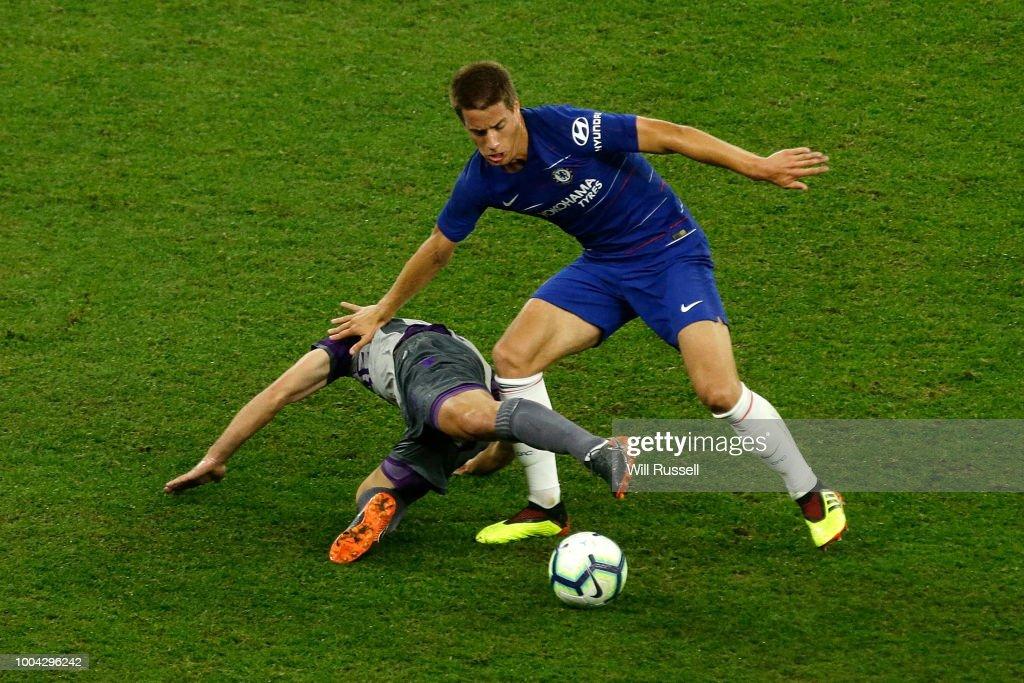 Chelsea FC v Perth Glory