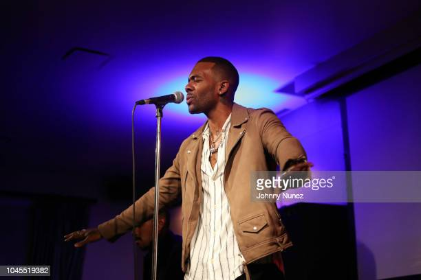 Mario performs at Soho House on October 3, 2018 in New York City.
