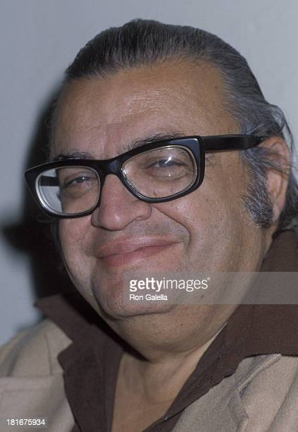 Mario Puzo sighted on October 30 1978 at Il Cortille Restaurant in New York City