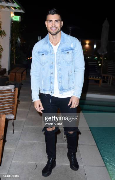 Mario Rodriguez attends Prada And Flaunt Celebrate The Aftershock Issue New America on September 7 2017 in Los Angeles California