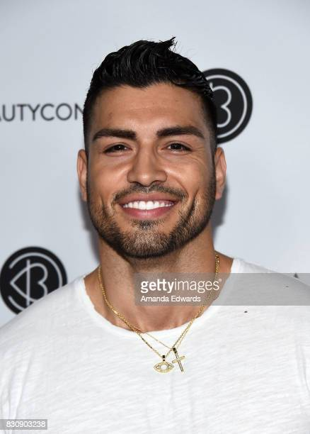Mario Rodriguez attends the 5th Annual Beautycon Festival Los Angeles at the Los Angeles Convention Center on August 12 2017 in Los Angeles California