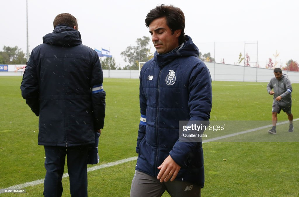 FC Porto v Lokomotiv Moscow - UEFA Youth League : ニュース写真