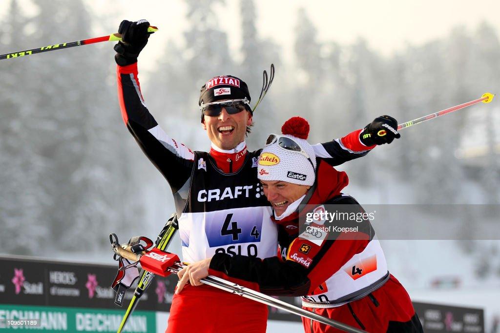 Nordic Combined Team HS106/4x6km - FIS Nordic World Ski Championships