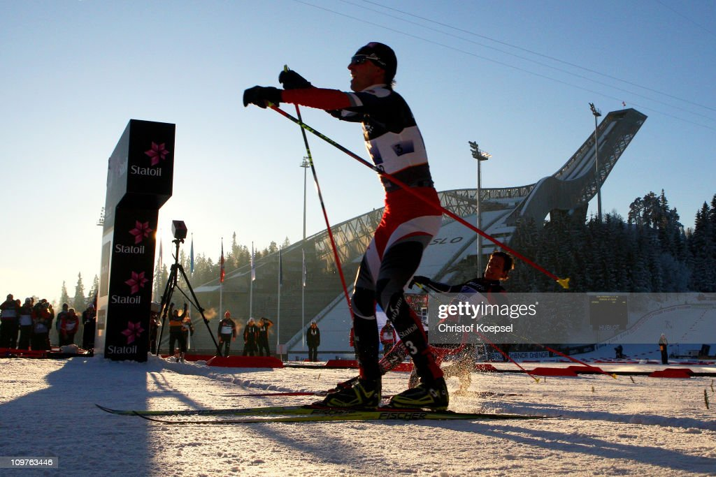 Nordic Combined Team HS134/4x5km - FIS Nordic World Ski Championships